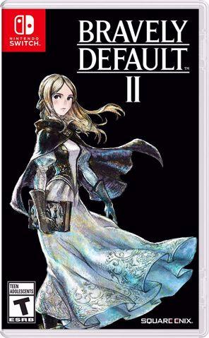 Bravely Default II 2 Nintendo Switch