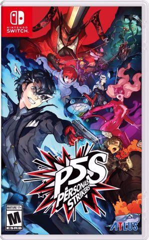 Persona 5 Strikers Nintendo Switch