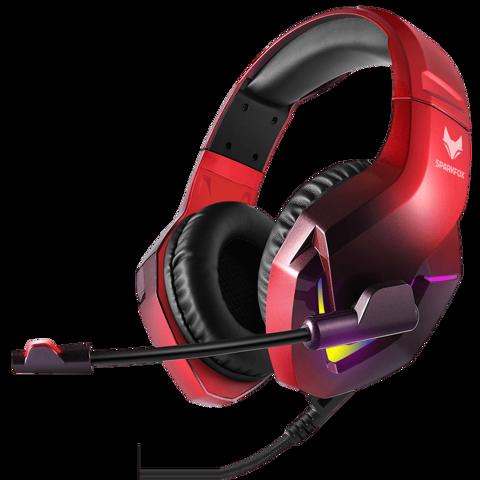 אוזניות ספארקפוקס H1 RED פורצות גבולות חדשים של איכות ועיצוב. H1