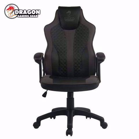 כסא גיימינג דגם  Dragon SNIPER  שחור /  אפור