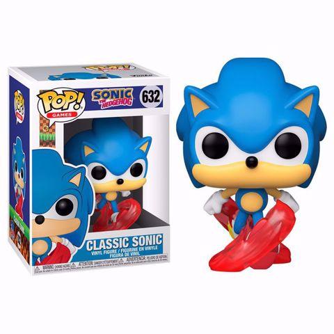 Funko Pop - Classic Sonic (Sonic) 632 בובת פופ סוניק