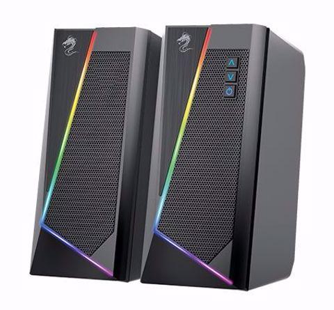 רמקולים DRAGON גיימינג למחשב דגם GAMING SPEAKERS SP9