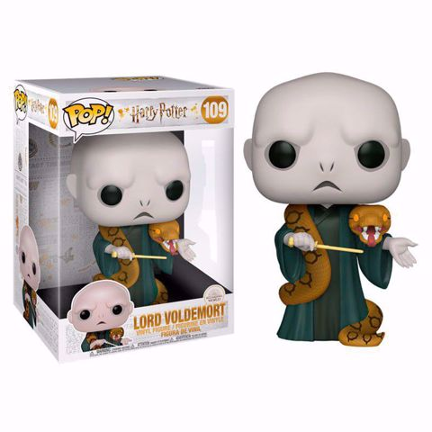 "Funko Pop - Lord Voldemort 10"" (Harry Potter) 109 בובת פופ הארי פוטר"