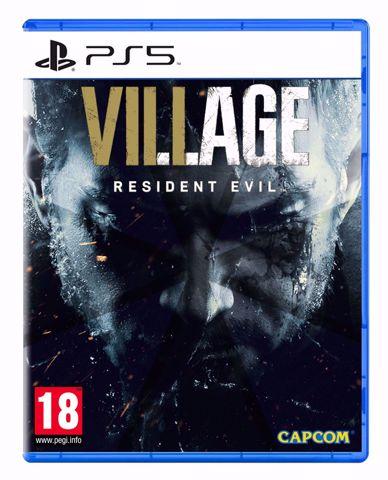 Resident Evil 8: Village PS5 רזידנט אויל 8: הכפר לסוני 5