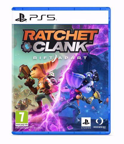 Ratchet & Clank: Rift Apart  PS5 ראצ'ט וקלאנק לסוני 5