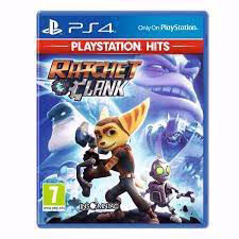 Ratchet And Clunk PS4