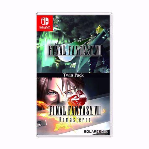 Final Fantasy VII + VIII Twin Pack Nintendo Switch