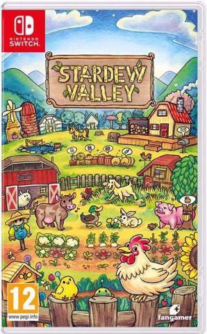 Stardew Vally Nintendo Switch