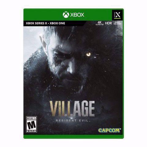 Resident Evil 8: Village Xbox רזידנט אויל 8: הכפר לאקסבוקס
