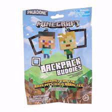 Backpack Buddies Minecraft מיינקראפט