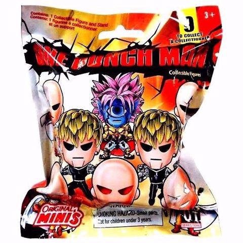 one Punch Mna Mini Figure מיני פיגר שקית הפתעה
