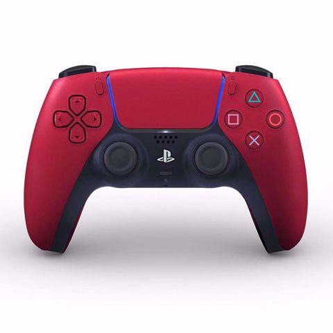 Dualsense Controller Crimson Red  PS5 דואלסנס סוני פלייסטיישן 5