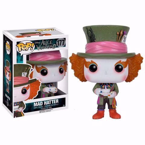 Funko Pop - Mad Hater (Alice I Wonderland) 177 בובת פופ הכובען המטורף