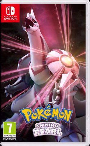 Pokémon Shining Pearl Nintendo Switch