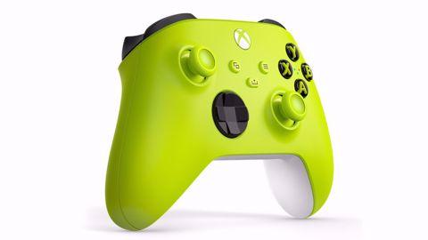 Xbox Series X/S Wireless Controller שלט אלחוטי לאקסבוקס סרייס צהוב\ירוק