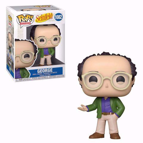 Funko Pop - George (Seinfeld) 1082 בובת פופ סיינפלד