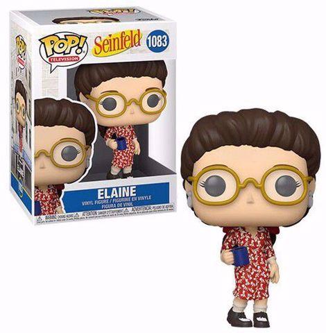 Funko Pop - Elaine (Seinfeld) 1083 בובת פופ סיינפלד