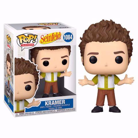 Funko Pop - Kramer (Seinfeld) 1084 בובת פופ סיינפלד
