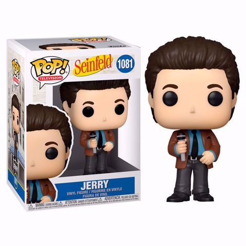 Funko Pop - Jerry  (Seinfeld) 1081 בובת פופ סיינפלד