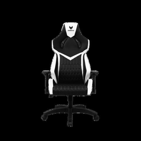 כיסא גיימניג מקצועי GT Python שחור / לבן
