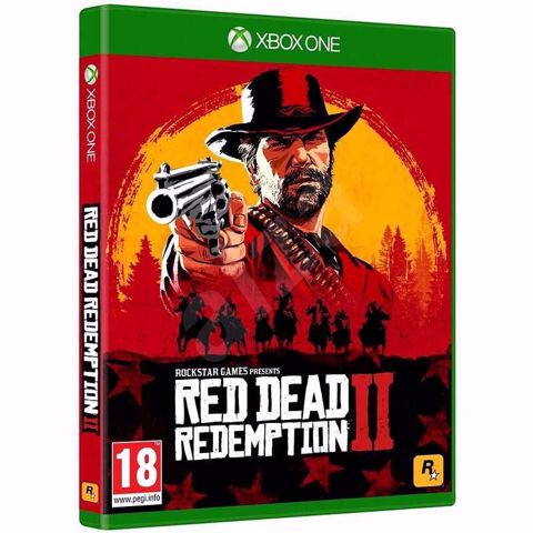 Red Dead Redemption  RDR 2 Xbox One
