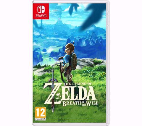 The Legend of Zelda: Breath of the Wild Nintndo Switch