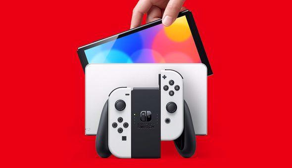 נינטנדו מכריזה על דגם חדש לסוויץ:  Switch Oled