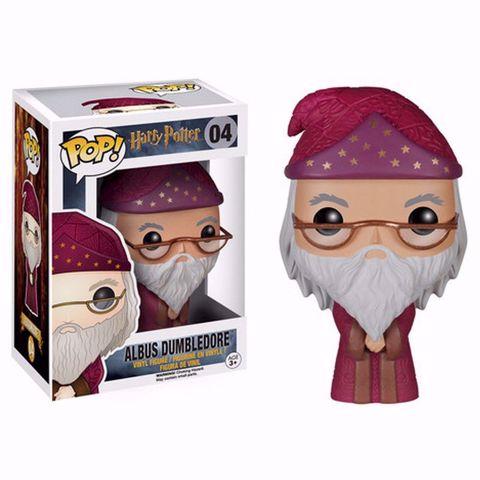 בובת פופ   הארי פוטר   Funko Pop - Albus Dumbledore (Harry potter) 04