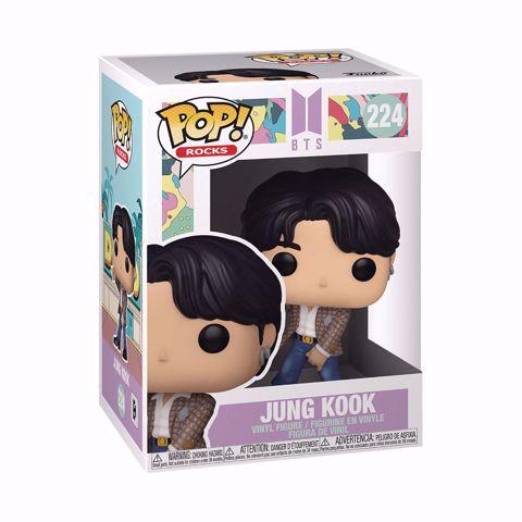 בובות פופ | בי טי אס | Funko Pop - Jung Kook  (BTS) 224