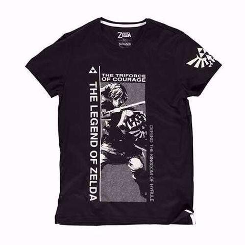 חולצה בעיצוב זלדה מידה M