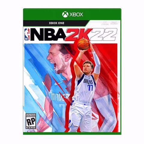 משחק לאקסבוקס וואן | אן בי איי | NBA 2K22 Standart Edition Xbox One