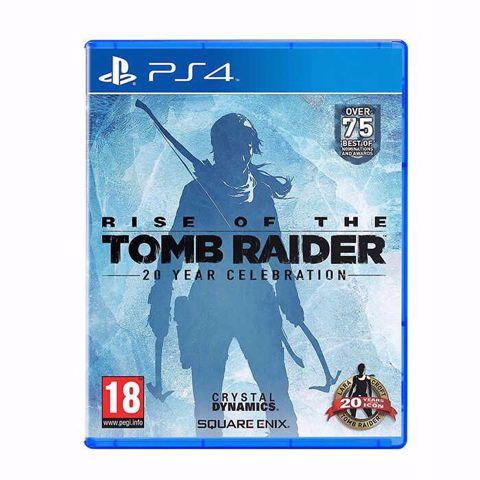 משחק לסוני 4 | טומב ריידר | Rise Of The Tomb Raider 20 Years Celebration PS4
