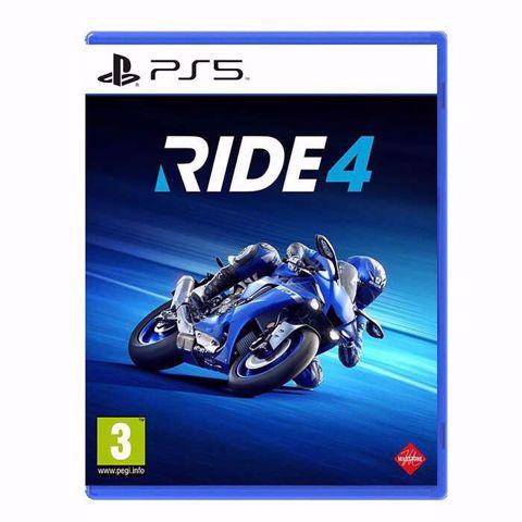 משחק לסוני 5 | רייד אופנועים |  Ride 4 PS5