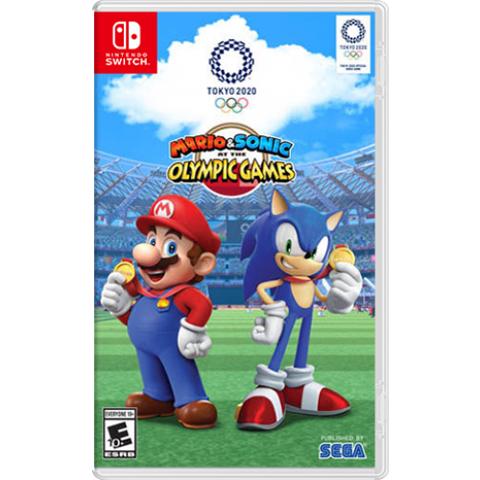 משחק לנינטנדו סוויץ | אולימפיאדה | Mario and Sonic at the Olympic Games Tokyo 2020 Nintedno Switch