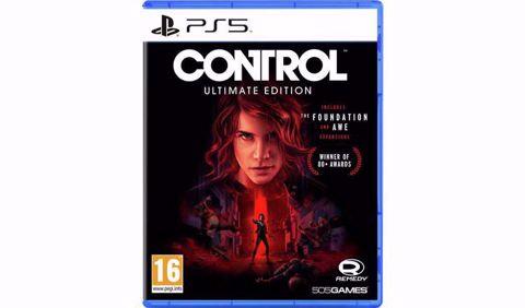 משחק לסוני 5 | משחק לפלייסטיישן 5 | Control Ultimate Edition PS5