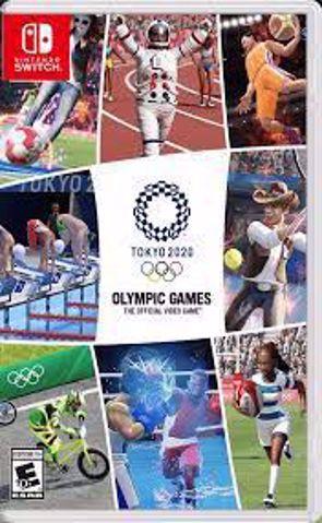 משחק לסוויץ   משחק לנינטנדו סוויץ   The Olympic Games Tokyo 2020 Nintendo Switch