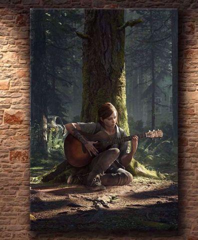 פוסטר קנבס Canvas  The Last Of Us
