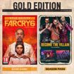 משחק לסוני 5 | משחק לפלייסטיישן 5 | פאר קריי 6 | Far Cry 6 Gold Edition