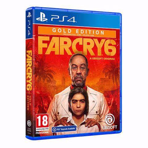 משחק לסוני 4 | משחק לפלייסטיישן 4 | פאר קריי 6 |  Far Cry 6 Gold Edition