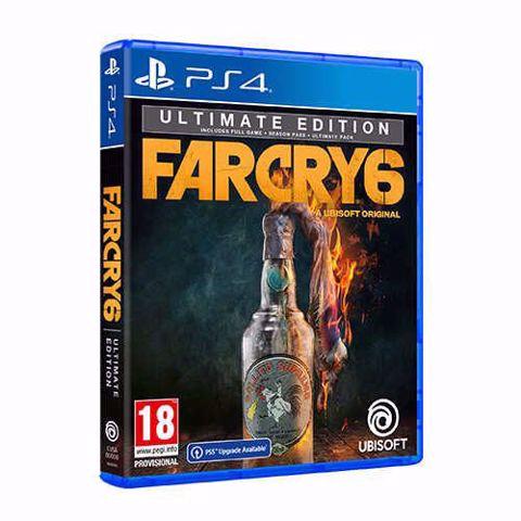 משחק לסוני 4   משחק לפלייסטיישן 4   פאר קריי 6    Far Cry 6 Ultimate Edition