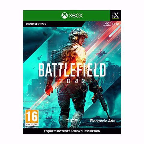 משחק לאקסבוקס | משחק לסרייס איקס | באטלפילד | BATTLEFIELD 2042 Xbox Series X