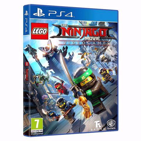 משחק לסוני 4 | משחק לפלייסטיישן 4 | Lego Nijago ps4