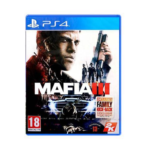 משחק לסוני 4 | משחק לפלייסטיישן 4 | Mafia 3 PS4