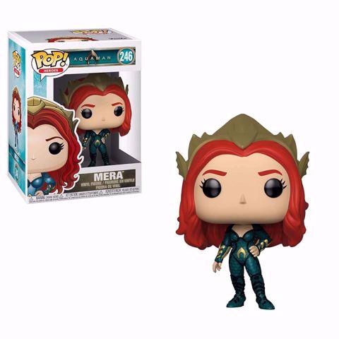 בובת פופ   אקוומן   Funko Pop - Mera (Aquaman) 246