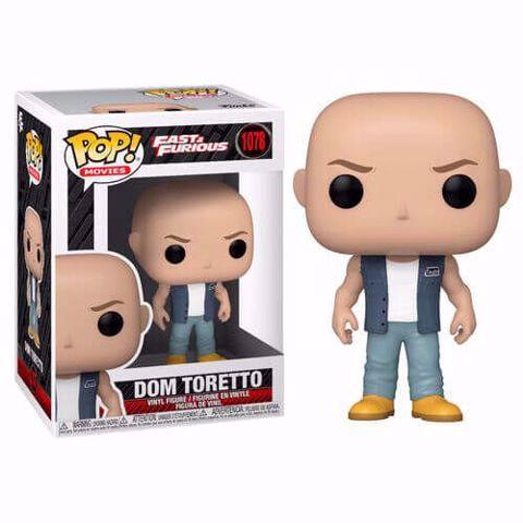 בובת פופ | מהיר ועצבני | Funko Pop -  Dom Toretto (Fast & Furious)  1078