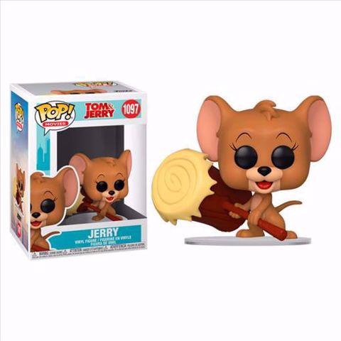 בובת פופ   טום וג'רי   Funko Pop - Jerry (Tom And Jerry) 1097
