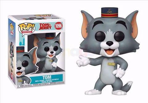 בובת פופ   טום וג'רי   Funko Pop - Tom (Tom And Jerry) 1096