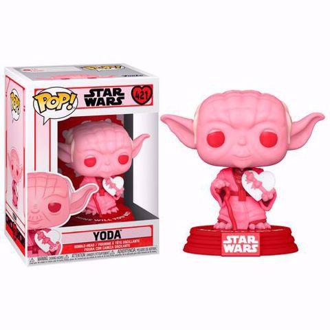 בובת פופ   מלחמת הכוכבים   Funko Pop - Yoda (Star Wars) 421