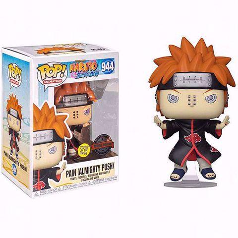 בובת פופ | נארוטו | Funko Pop - Pain Almighty Push SE (Naruto) 944