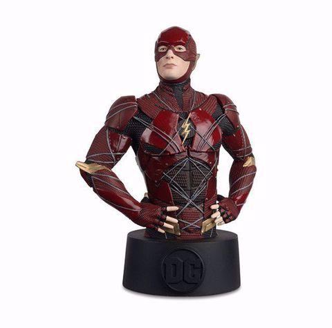 פסל   באסט   הפלאש  Eeaglemoss Collector's Bust The Flash
